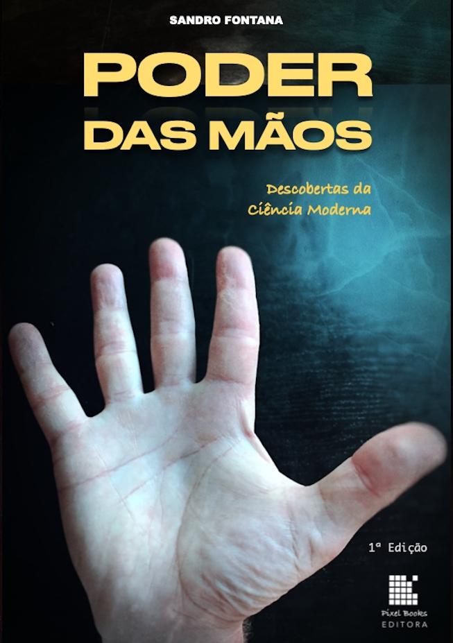 capa livro PODER DAS MÃOS